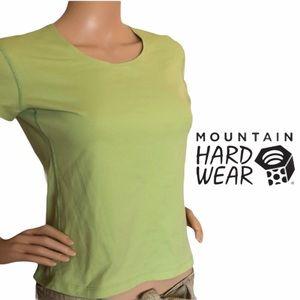 Mountain Hardwear active wear top